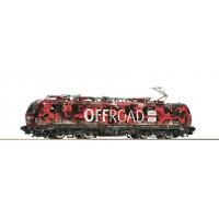 73105 Roco E-lok Vectron BR 193 555-0 TX Logistik OFFROAD DCC Sound