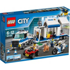 60139 Lego City Mobiele commandocentrale