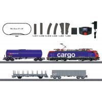 """29861 Marklin Digitale startset """"Zwitserse goederentrein"""" SBB Cargo MFX+ & Sound met MS3"""