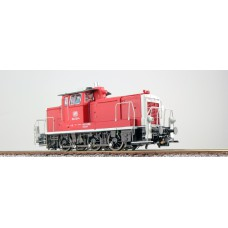 31426 ESU Diesellocomotief 360 123 Orientrot DB Sound & Rook + el. koppeling DC/AC