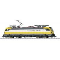 36635 Marklin E-lok BR 487 TRAXX 3 Swiss Rail Traffic AG MFX Sound