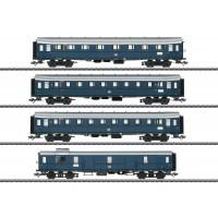 42228 Märklin Set DB sneltreinrijtuigen voor BR E 17 Messe model 2019