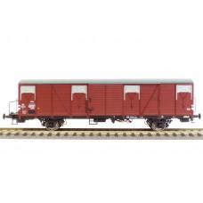 20713 Exact-Train NS Hbs met rembordes met Aluminium Luchtkleppen onderzijde zwart