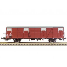 20714 Exact-Train NS Hbs met rembordes met Aluminium Luchtkleppen onderzijde bruin