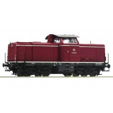 52527 Roco Diesellocomotief DB BR 211 236-5 Altrot DCC Sound