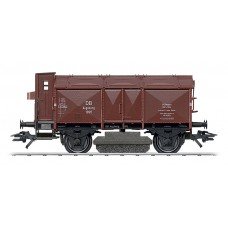 24050 Trix Railreinigingswagen Klapdekselwagen K15
