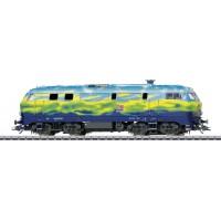39218 Marklin Diesellocomotief serie 218 Toeristentrein MFX+ & Sound