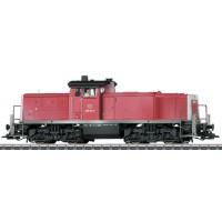39902 Marklin Diesellocomotief serie 290 DB AG MFX+ & Sound - met draaiende machinist