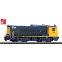 55903 Piko Diesellok NS 2205 Geel/Grijs AC Sound met digitale koppeling
