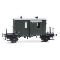 20.214.01 Artitec NS Conducteurswagen DG D 2438 groen III