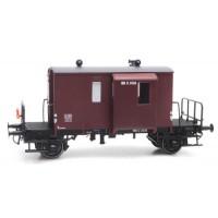 20.214.05 Artitec NS Conducteurswagen DG D 2698 bruin III