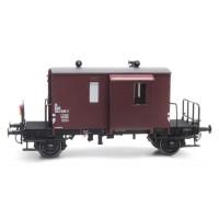 20.214.06 Artitec NS Conducteurswagen DG 060-3 bruin IV