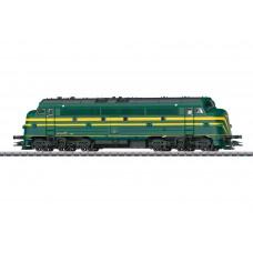 39676 Marklin NMBS Diesellok NOHAB Serie 204 MFX & Full Sound