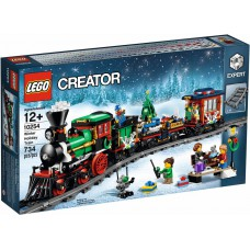 10254 Lego Creator Expert Winter Holiday Trein