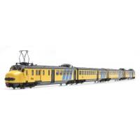 20.403.01 Artitec Hondekop 4 nr 771 Geel NS-logo met reclamebanen L-sein