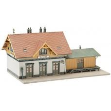 110097 Faller Station Blumenfeld