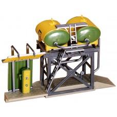120145 Faller Pompstation voor diesellocs