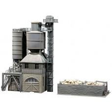 130951 Faller Oude betonfabriek