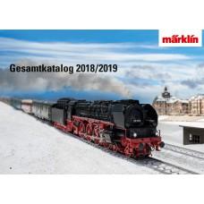 15764 Marklin Hoofdcatalogus 2018-2019 NL