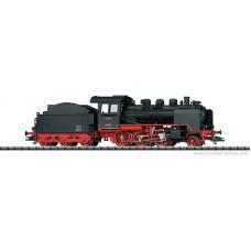 22324 Trix Stoomlocomotief BR 24 met sleeptender MFX + Sound + Rook
