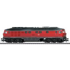 36433 Marklin DB AG Diesellocomotief Ludmilla BR232 met Rookgenerator, MFX & Sound