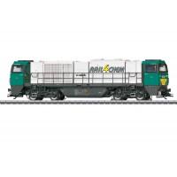 37216 Marklin NL Diesellok Vossloh G 2000 BB Rail4Chem MFX+ & Sound
