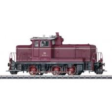 37601 Marklin DB Dieselrangeerlocomotief BR 261 MFX+ & Sound