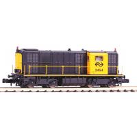 40423 Piko N NS Diesellocomotief 2400 - 2454 Geel Grijs Sound