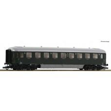 74425 Roco Sneltreinrijtuig Plan D NS 1e / 2e klas Donkergroen