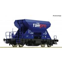 76849 Roco NS Railpro grindwagen Fccpps