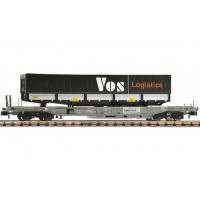 845362 Fleischmann N NS Trailer draagwagen VOS Logistics