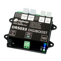 DR5033-ADJ Digikeijs DCC Booster 3 Ampère