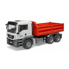 03765 Bruder MAN TGS Vrachtwagen met kiepbak
