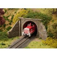 120558 Faller Tunnelportaal enkelsporig stoomloc