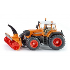 3660 Siku Tractor met sneeuwfrees 1:32