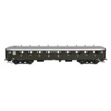 10019 Exact-Train NS AB 7534 Olijfgroen zilver dak
