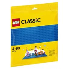 10714 Lego Classic blauwe basisplaat