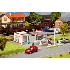 131258 Faller Tankstation Esso Hobby