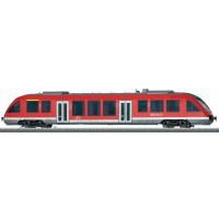 36640 Marklin Lint 27 Dieselmotorwagen voor regionaal verkeer BR 640 MFX Sound