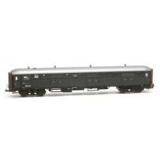 20.290.01 Artitec Stalen D 6-deurs D7521 groen, zilver dak