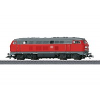 36218 Marklin Diesellok BR 218 DB AG MFX