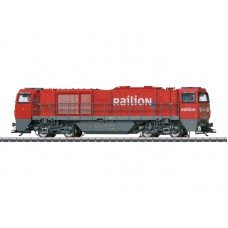 37200 Marklin Diesellok G2000 DB Railion MFX+ + Sound