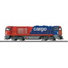 37202 Marklin Diesellok G2000 SBB Cargo MFX+ + Sound