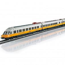37779 Märklin elektrisch sneltreinstel serie 403 Lufthansa Airport Express MFX+ Full Sound