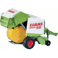 02121 Bruder Claas Rollant 250 ronde balenpers 1:16