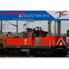 JÄGERNDORFER Collection Catalogus 2012