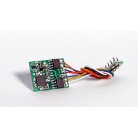 76320 Uhlenbrock H0 locdecoder multiprotocol met NEM 652 stekker