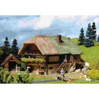131290 Faller Schwarzwald boerenhuis HOBBY