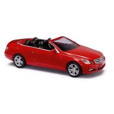 41670 Mercedes-Benz E-Klasse Cabriolet - Rood