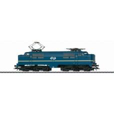 37127 Marklin E-Lok Serie 1200 / 1203 NS, Ep IV, Blauw MFX & Full Sound